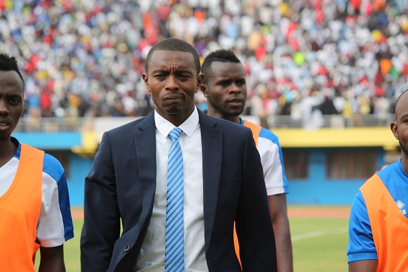 Sport football : Le coach Djuma MASUDI signe un contrat de 6 mois avec Bukavu-dawa.