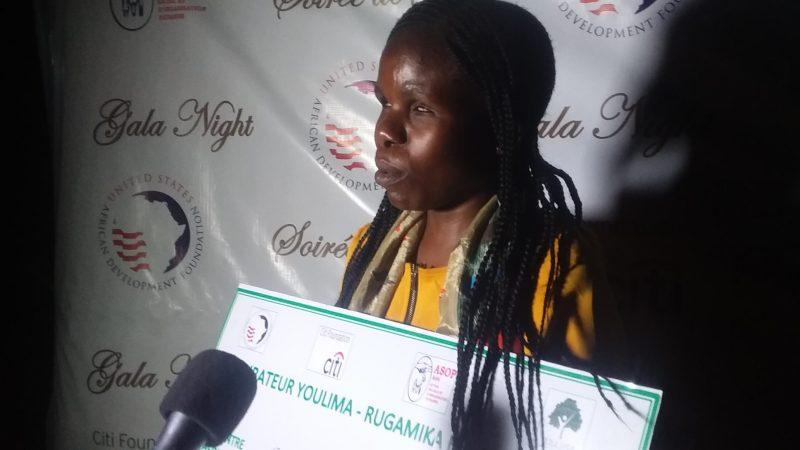 Bukavu :  Une malvoyante arrache 5 000 dollars d'une ONG  pour ouvrir une école en l'écriture braille.