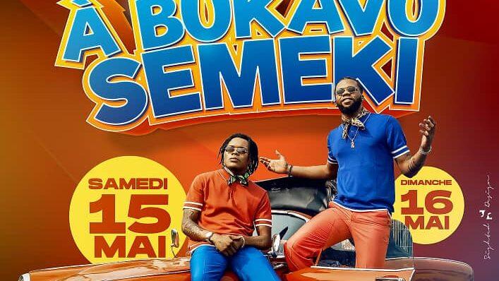 Le groupe MPR à Bukavu : '' Nous aurons deux grands concerts dans la ville avec de nouvel opus à présenter officiellement lors de notre production.'' artistes