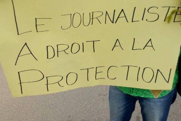 Sud-Kivu: Deux ONG de droits de l'homme alertent sur les menaces contre deux journalistes du media en ligne laprunellerdc