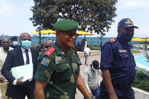 Éruption de Goma : Le cours reprend le 14 juin 2021 selon le gouverneur militaire.officiel