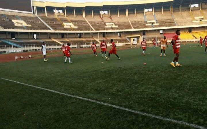 56 ieme Coupe du Congo 2021 : Grâce a un doublé de Nadila LUSANGU, le Fc Etoile du Kivu retrouve le quart de finale.