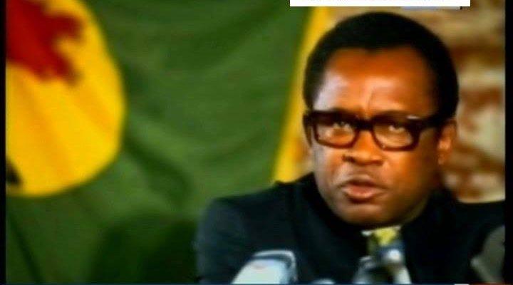 Page d'Histoire en RDC :  48 ans depuis que le président Mobutu à Zaïrianiser le Congo KINSHASA