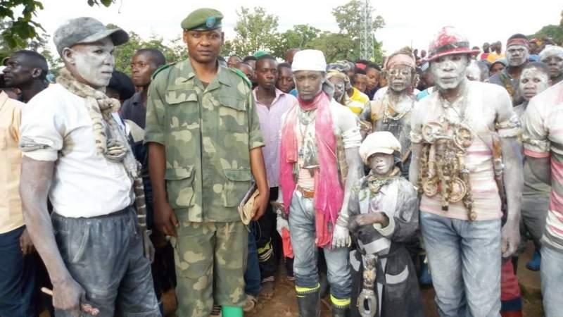 Maniema : Les Maimai Malaika relâchent 7 otages