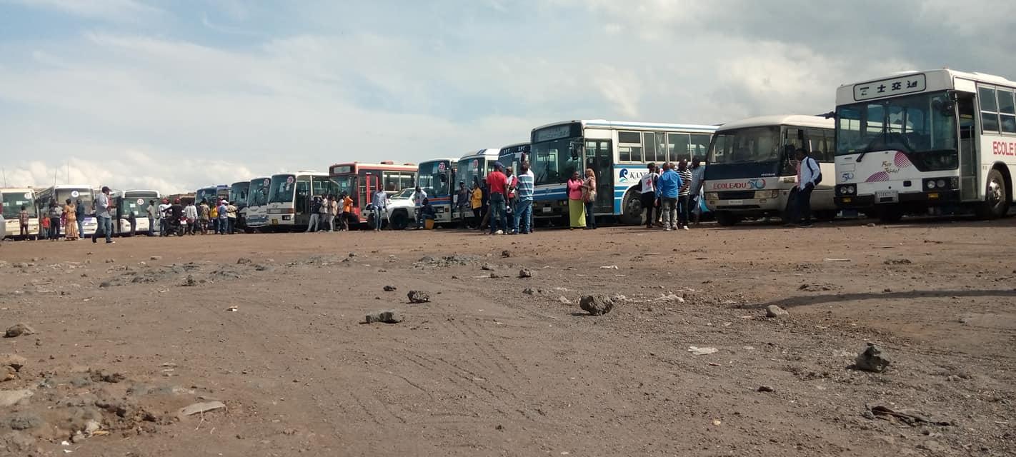 Goma :  Une semaine de transport gratuit dédié à la population
