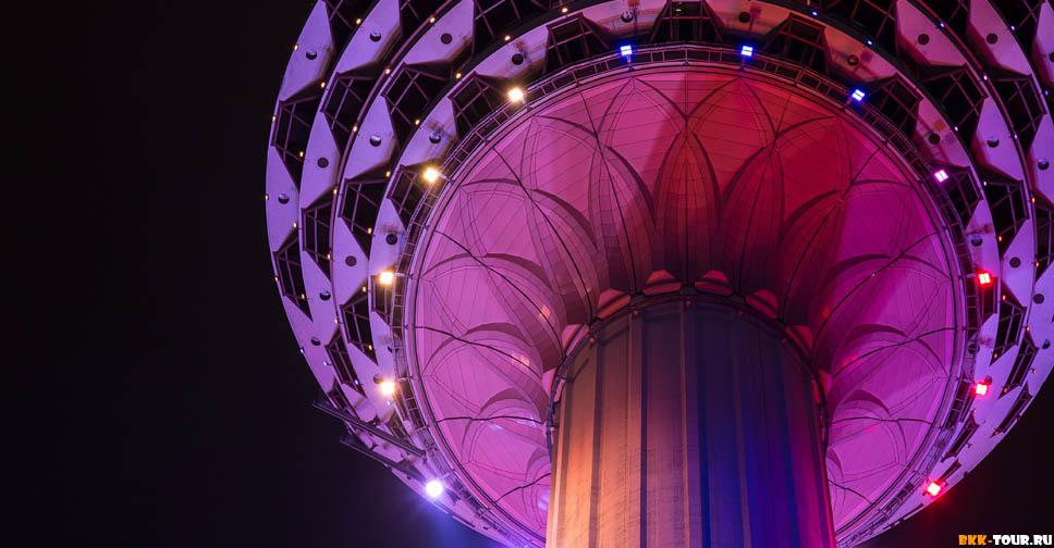Телебашня Менара (Menara KL Tower)