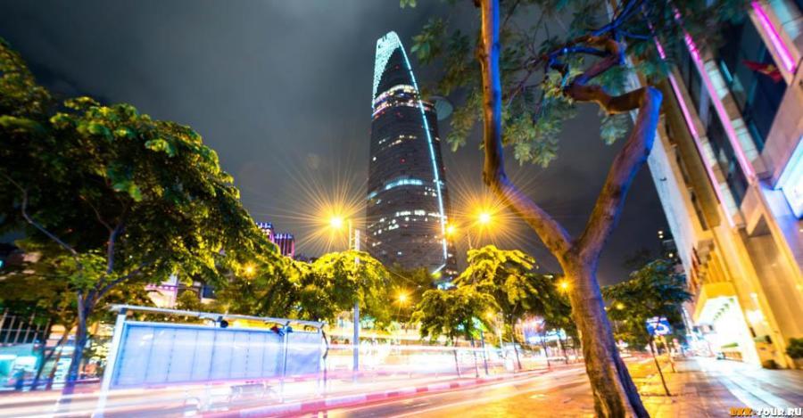 Финансовая башня Битекско (Bitexco Financial Tower)