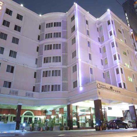 """Отель в Convenient Park Bangkok по программе """"Восхитительный Бангкок"""" на 5 дней."""