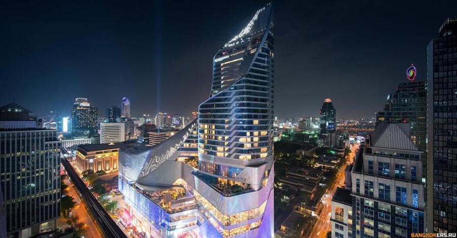 ★★★★★ Park Hyatt Bangkok