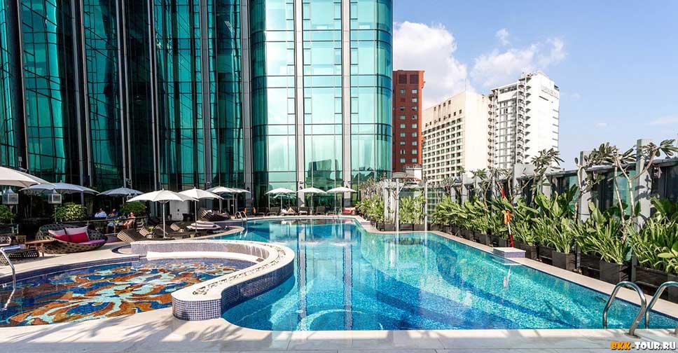 Лучшие отели с бассейном в Сайгоне (Хошимин)