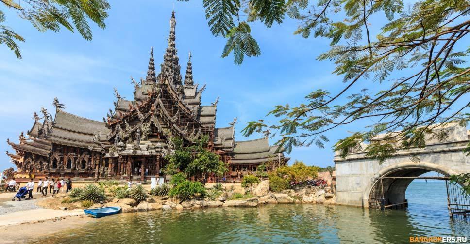 ХРАМ ИСТИНЫ В ПАТТАЙЕ ★ Экскурсии и туры по Таиланду.