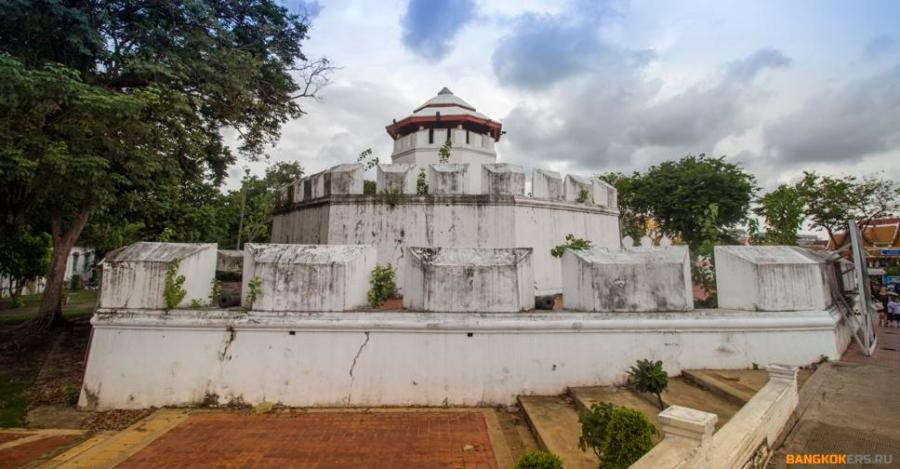 Крепость Махакан