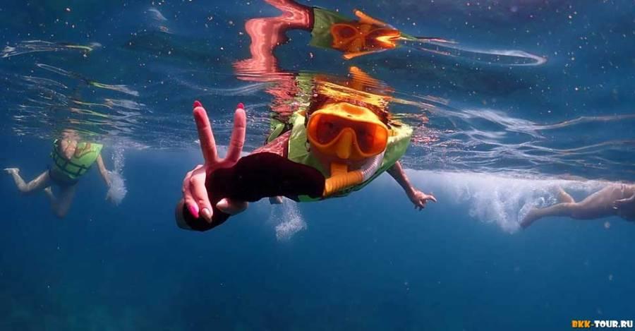 Подводная Одиссея - экскурсия из Паттайи.