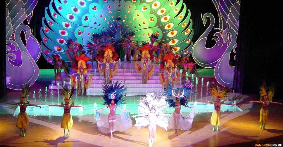 Тиффани шоу (Tiffanys Show)