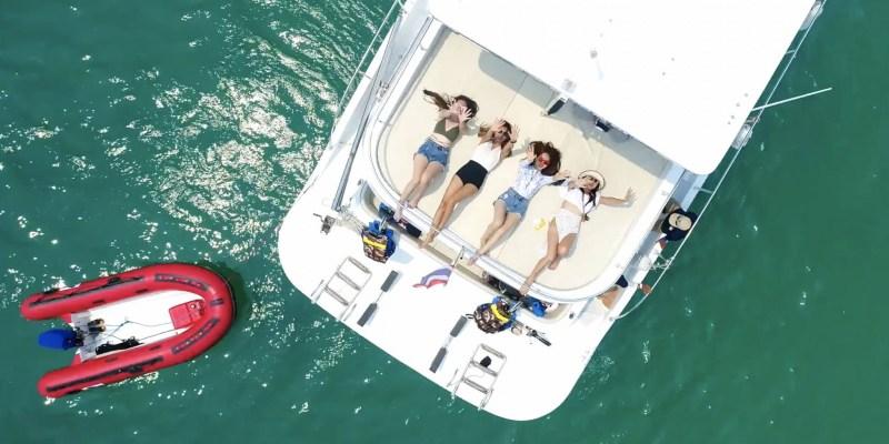 【泰國國旅】活動票券:Ocean Escape Pattaya 私人豪華遊艇俱樂部