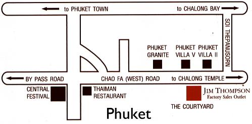 Phuket the Courtyard