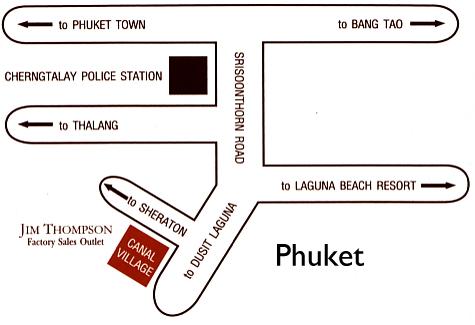 Phuket Canal Village Laguna