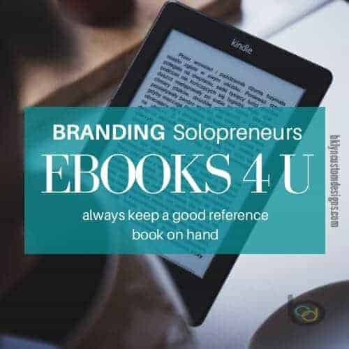 bcd solopreneur resources ebooks 4 you covers