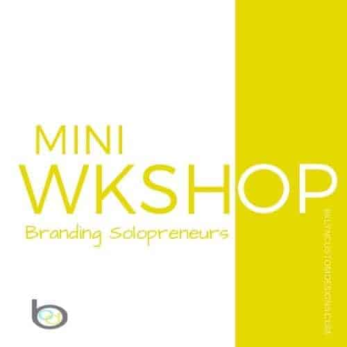 bcd solopreneur resources mini wrkshops covers