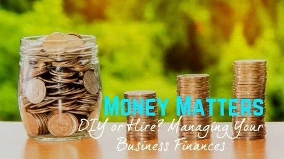Business Money Management: DIY or Hire a Pro?