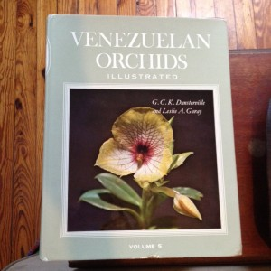 Vol. 5 describes 150 orchid species.