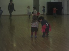 Dance class with Emma!
