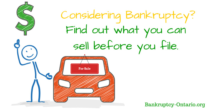 If you have an outstanding student loan, then you are part of the flow. Can I Sell My Stuff Before Filing Bankruptcy? - Bankruptcy