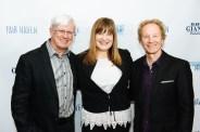 Christopher Farrell, Kerstin Karlhuber, Peter Foldy
