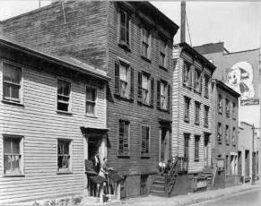 Talman St., Brooklyn NY