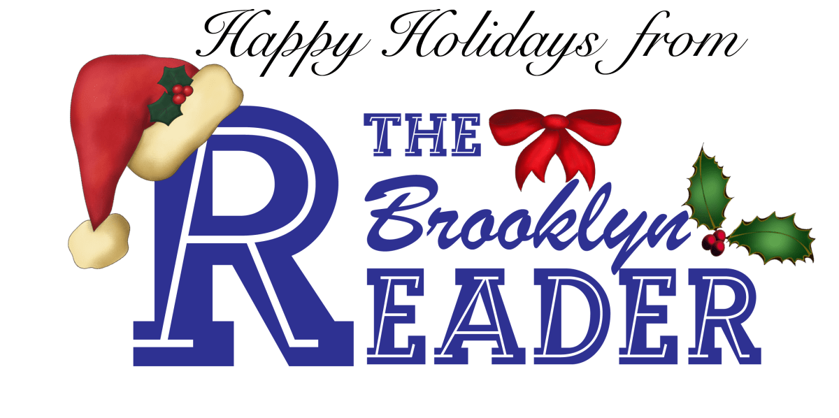 Happy Holidays from The Brooklyn Reader