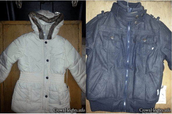 Free children's coats for Crown Heights residents: Photo: Crownheights.info