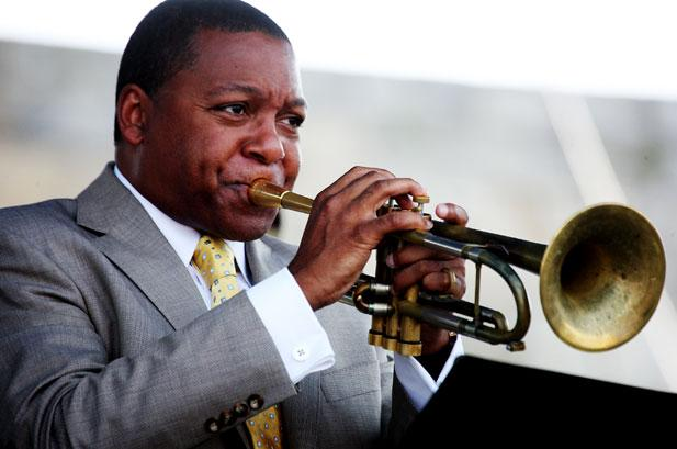 Wyton Marsalis will play two shows in Fort Greene this Friday, January 10