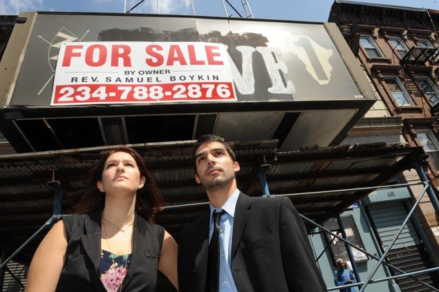 Sarah Wolff and Jonathan Solari founders of The New Brooklyn Theater Photo: NY Daily News