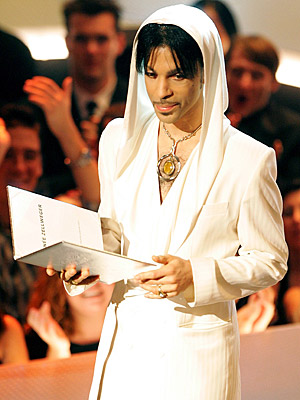 Where's Prince when the JWs role up?
