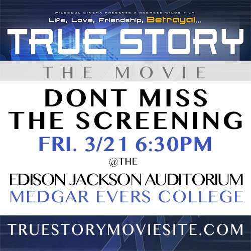 Medgar Evers College Film and Culture Series presents...TRUE STORY the movie