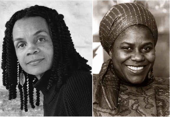 (l to r) Poet Sonia Sanchez and Freedom Singer Bernice Johnson Reagon will talk about their experience as activists and share words and music from the Civil Rights Movement at the Brooklyn Museum.