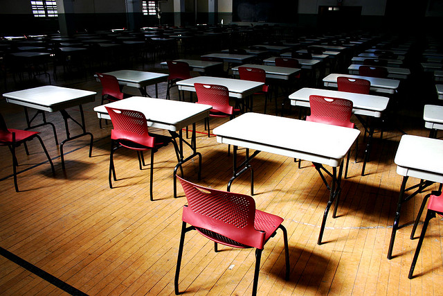 schools, admissions, specialized exams