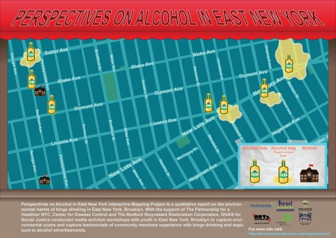 Perspectives on Alcohol in East New York