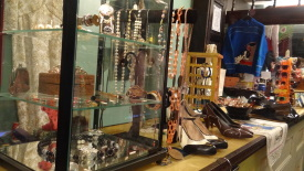Miss Master's Closet, rare vintage finds, vintage clothing, second-hand clothing, holiday shopping guide, Bedford-Stuyvesant