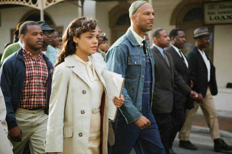 A scene from Selma, the movie, by Lee Daniels and Ava Duvernay