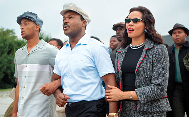 Scenes from Selma, the movie, by Ava Duvernay
