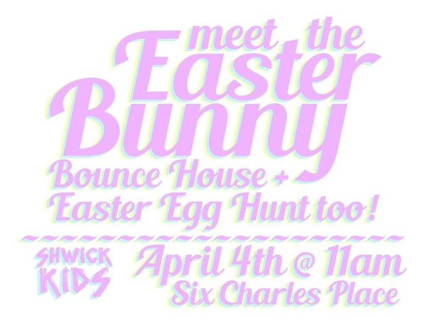 The Easter Bunny is real, So stop your spewing your conspiracy theory propaganda to the kids