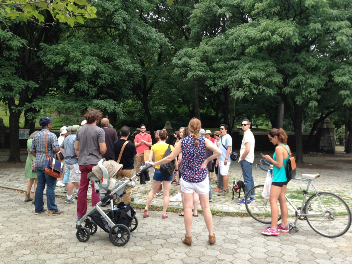 Wallabout Walking Tour, MARP, historic district, Fort Greene, Clinton Hill