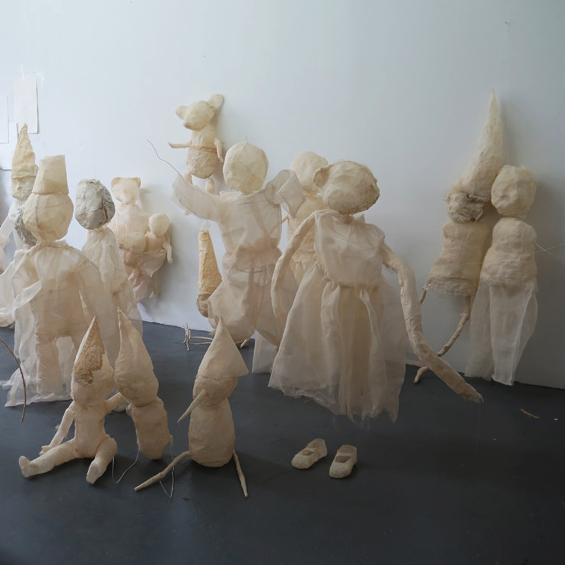 Running Out of Thread Exhibition