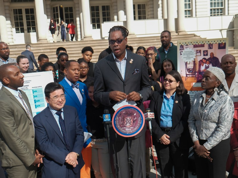 Council Members Hold Press Conference Call on Department of Education to Expand on Gifted and Talented Program in Greater Numbers for Black and Latino