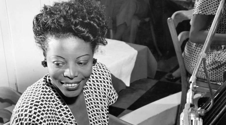 A scene from Mary Lou Williams: The Lady Who Swings the Band
