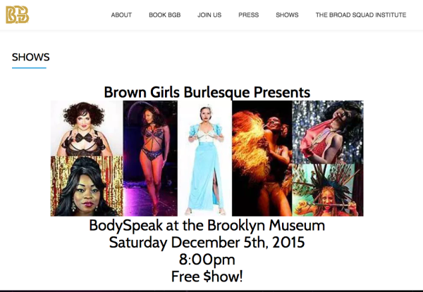 Get some Burlesque in Your Life