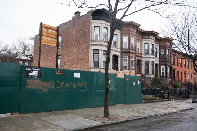 Habitat for Humanity, ProPublica, Bedford Stuyvesant, displacement, homeless