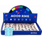 My reading of my own moods is probably as reliable as my mood ring!