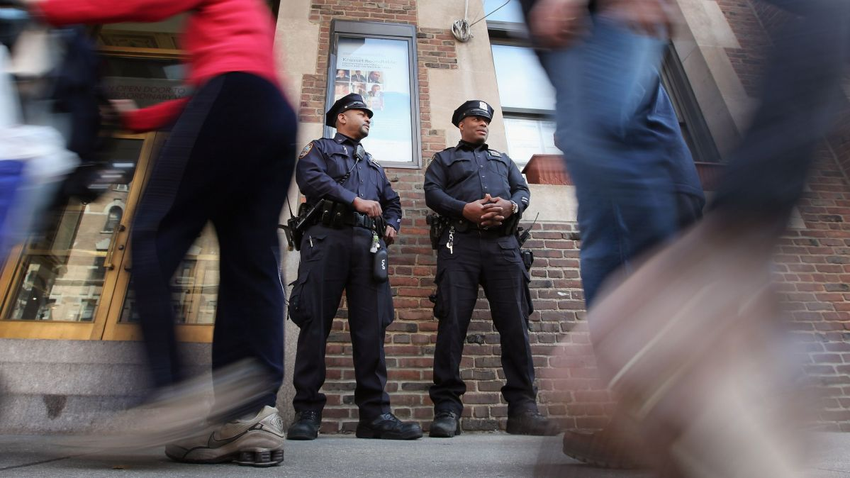 NYPD, dallas shooting, ordered to work in pairs
